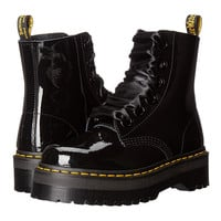 Dr. Martens Molly Lolita Boot Black Patent Lamper - Zappos.com Free Shipping BOTH Ways