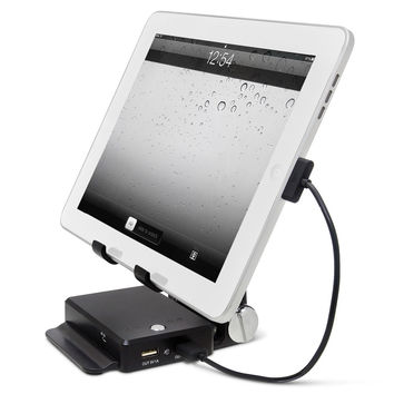 The Cordless iPad Charging Stand