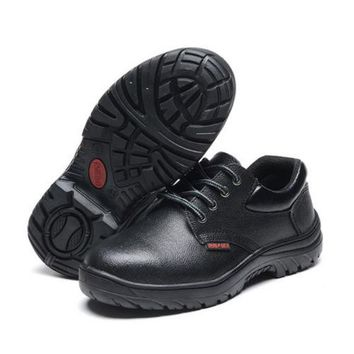 MENS' International Insulation 6KV Smash-proof Work Safety Shoes Boots