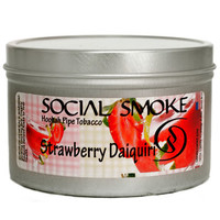 Strawberry Daiquiri Social Smoke Shisha