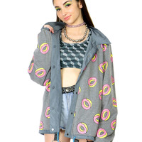 OF DONUT COACH JACKET