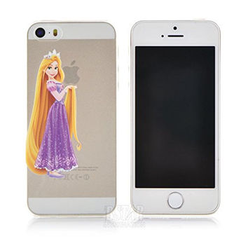 Rapunzel Disney iPhone Case - 4 4s 5 5s 5c 6 6s 6 + Plus - Clear - Phone - Protective