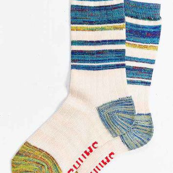 Chums Colorblock Wool Boot Sock