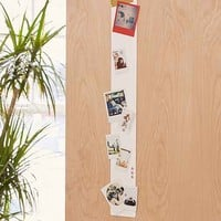 Three By Three Seattle Hanging Door Magnetic Photo Display