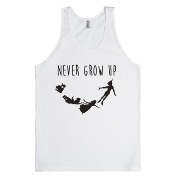 Never Grow Up (Peter Pan)