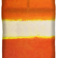 Sunny Side Up - Modern Art by Sharon Cummings Queen Duvet Cover