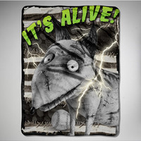 "Frankenweenie 45""x60"" Fleece Blanket"