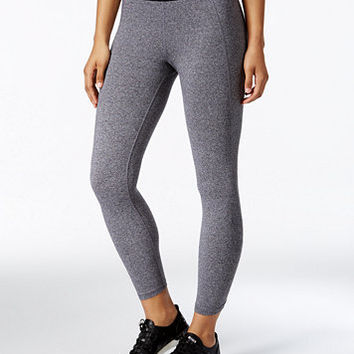 Calvin Klein Performance Cropped Logo Leggings | macys.com