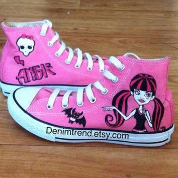 ICIKGQ8 monster high shoes converse