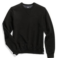 Patch Sweatshirt in Black
