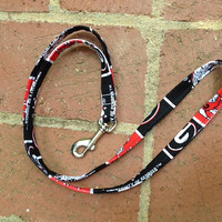 Georgia Bulldogs Lanyard