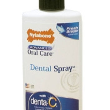 Oral Care Dental & Fresh Breath Spray for Dogs 4 oz