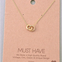 Must Have Intertwined Necklace