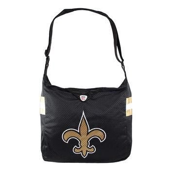 New Orleans Saints NFL Team Jersey Tote