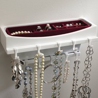 Neatnix Jewelry Rax Wall Mounted Organizer