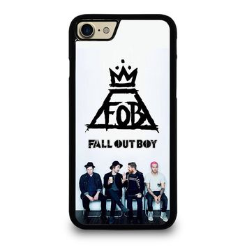 FALL OUT BOY FOB iPhone 7 Case