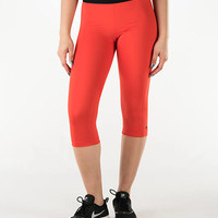 Women's Nike Pro Core Compression Capri Leggings