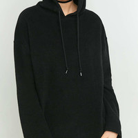 BDG Fluffy Pullover Hoodie - Urban Outfitters