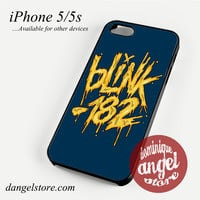 Blink 182 Phone Case for iPhone 4/4s/5/5c/5s/6/6s/6 plus