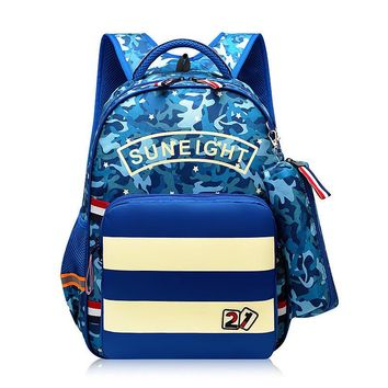 2017 Fashion Children School Bags For Girls Boys High Quality Kids Backpack In Primary School Backpacks Child book bag mochilas