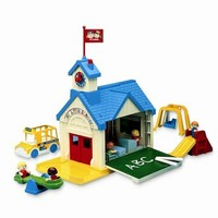 Learning Resources Pretend & Play  School House