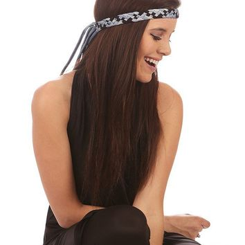Fringe Braided Headbands