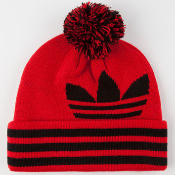 Adidas Xlt Ballie Beanie Red One Size For Men 24442930001