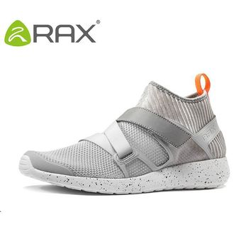 RAX 2017 New Women Breathable Running shoes Lightweight Sneakers Men Sport Shoes Zapat