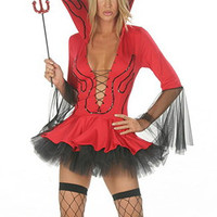 Carnival Costumes Devil Set