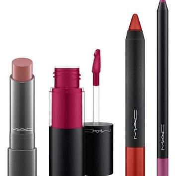 MAC Deep Wine Lip Kit ($88 Value) | Nordstrom