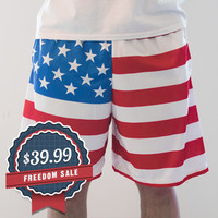 The Freedom Shorts