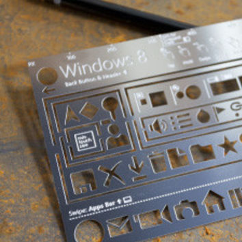 Windows Stencil Kit