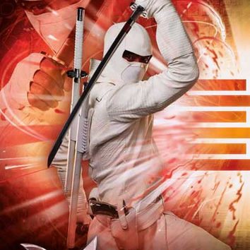 GI Joe Storm Shadow Movie Poster 22x34
