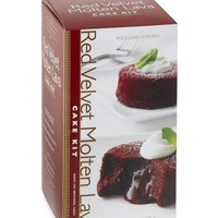 Molten Red Velvet Lava Cake Mix