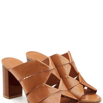 Leather Sandals - Salvatore Ferragamo | WOMEN | US STYLEBOP.COM