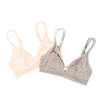 Bralette 2-Pack - Uniform by True&Co.