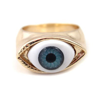 Eye Ring from W A N D E R L U S T I N Y