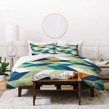 Gabi Forward Duvet Cover