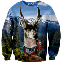 ☮♡ Deer Mountain Sweater ✞☆