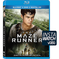 Walmart: The Maze Runner (Blu-ray + Digital HD)