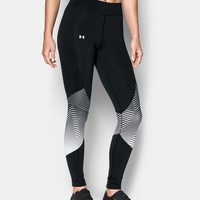 Women's ColdGear® Reactor Graphic Leggings | Under Armour US