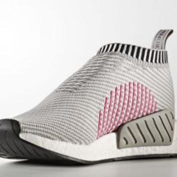 1705 adidas Originals NMD_CS2 Primeknit Men's Sneakers Shoes BA7187