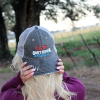 Hot Southern Mess Hat - 3 Colors