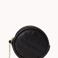 Iconic Round Keyring Coin Purse