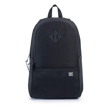HERSCHEL SUPPLY CO NELSON BACKPACK/RUBBER/BLACK