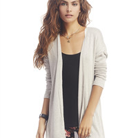 Open Front Cardi | Wet Seal