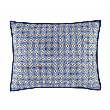 Happy Chic by Jonathan Adler Zoe Sham - Standard (Blue)
