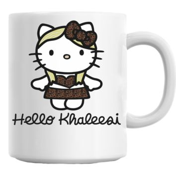 Hello Khaleesi (Game of Thrones) Mug