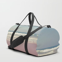 Sea waves 2 Duffle Bag by VanessaGF