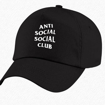 Anti Social Social Club Cap